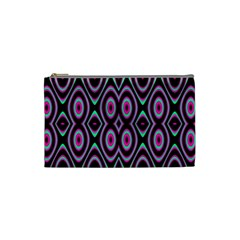 Colorful Seamless Pattern Vibrant Pattern Cosmetic Bag (small)  by Simbadda