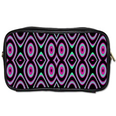 Colorful Seamless Pattern Vibrant Pattern Toiletries Bags 2 Side by Simbadda