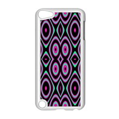Colorful Seamless Pattern Vibrant Pattern Apple Ipod Touch 5 Case (white) by Simbadda