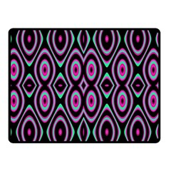 Colorful Seamless Pattern Vibrant Pattern Double Sided Fleece Blanket (small)  by Simbadda