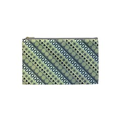 Abstract Seamless Background Pattern Cosmetic Bag (small)  by Simbadda