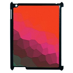 Abstract Elegant Background Pattern Apple Ipad 2 Case (black) by Simbadda