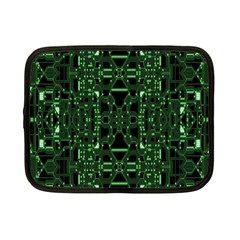 An Overly Large Geometric Representation Of A Circuit Board Netbook Case (small)  by Simbadda