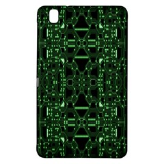 An Overly Large Geometric Representation Of A Circuit Board Samsung Galaxy Tab Pro 8 4 Hardshell Case