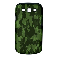 Camouflage Green Army Texture Samsung Galaxy S Iii Classic Hardshell Case (pc+silicone)