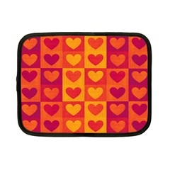 Pattern Netbook Case (small)  by Valentinaart