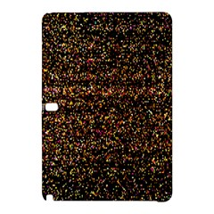 Pixel Pattern Colorful And Glowing Pixelated Samsung Galaxy Tab Pro 10 1 Hardshell Case