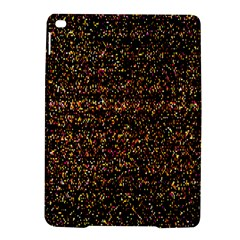 Pixel Pattern Colorful And Glowing Pixelated Ipad Air 2 Hardshell Cases by Simbadda