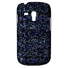 Pixel Colorful And Glowing Pixelated Pattern Galaxy S3 Mini by Simbadda
