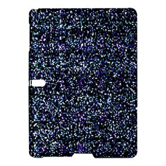 Pixel Colorful And Glowing Pixelated Pattern Samsung Galaxy Tab S (10 5 ) Hardshell Case  by Simbadda
