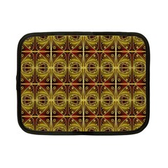 Seamless Symmetry Pattern Netbook Case (small)