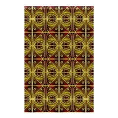 Seamless Symmetry Pattern Shower Curtain 48  X 72  (small)