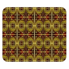 Seamless Symmetry Pattern Double Sided Flano Blanket (small)