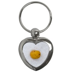 Hintergrund Salzkartoffel Key Chains (heart)  by wsfcow