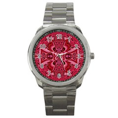Secret Hearts Sport Metal Watch by Simbadda