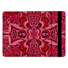 Secret Hearts Samsung Galaxy Tab Pro 12 2  Flip Case by Simbadda