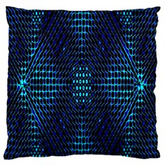 Vibrant Pattern Colorful Seamless Pattern Standard Flano Cushion Case (one Side) by Simbadda