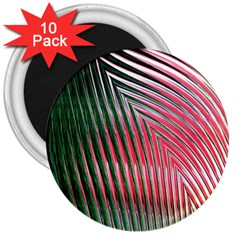 Watermelon Dream 3  Magnets (10 Pack)