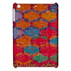 Abstract Art Pattern Apple Ipad Mini Hardshell Case by Simbadda