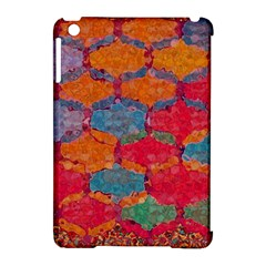 Abstract Art Pattern Apple Ipad Mini Hardshell Case (compatible With Smart Cover) by Simbadda
