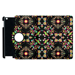 Abstract Elegant Background Pattern Apple Ipad 3/4 Flip 360 Case