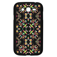 Abstract Elegant Background Pattern Samsung Galaxy Grand Duos I9082 Case (black) by Simbadda