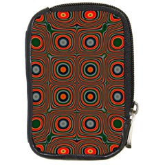 Vibrant Pattern Seamless Colorful Compact Camera Cases by Simbadda