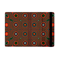 Vibrant Pattern Seamless Colorful Apple Ipad Mini Flip Case by Simbadda