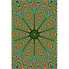 Vibrant Seamless Pattern  Colorful 5 5  X 8 5  Notebooks