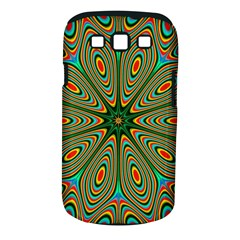 Vibrant Seamless Pattern  Colorful Samsung Galaxy S Iii Classic Hardshell Case (pc+silicone)