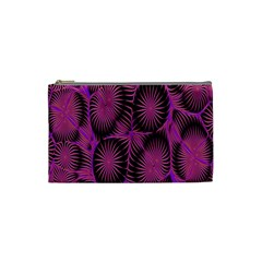 Self Similarity And Fractals Cosmetic Bag (small)  by Simbadda