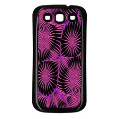 Self Similarity And Fractals Samsung Galaxy S3 Back Case (black)