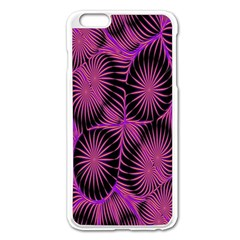 Self Similarity And Fractals Apple Iphone 6 Plus/6s Plus Enamel White Case by Simbadda