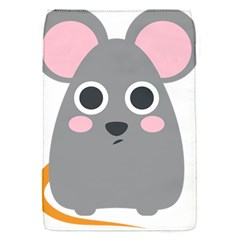 Mouse Grey Face Flap Covers (s)  by Alisyart
