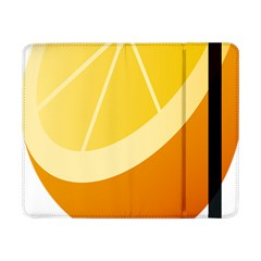 Orange Lime Yellow Fruit Fress Samsung Galaxy Tab Pro 8 4  Flip Case by Alisyart
