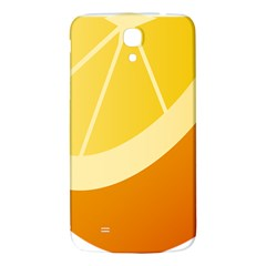 Orange Lime Yellow Fruit Fress Samsung Galaxy Mega I9200 Hardshell Back Case by Alisyart