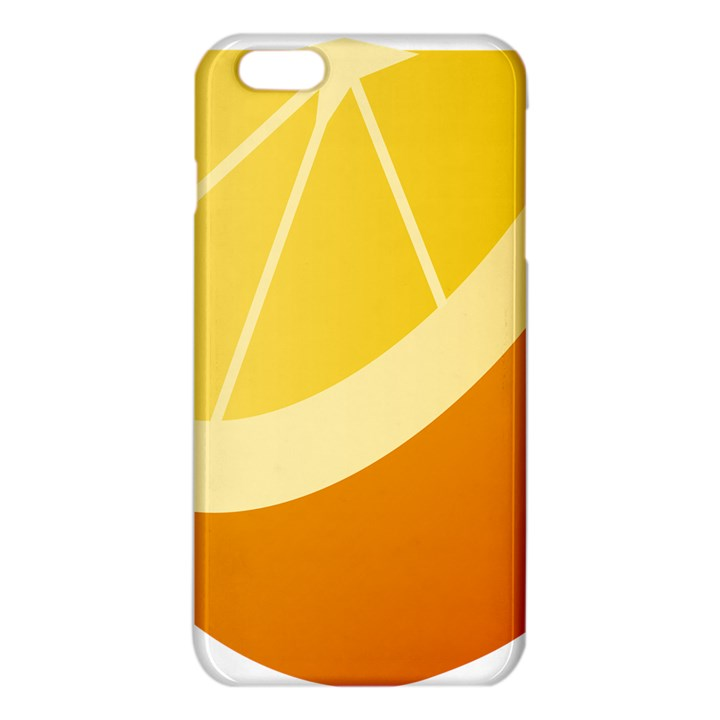 Orange Lime Yellow Fruit Fress iPhone 6 Plus/6S Plus TPU Case
