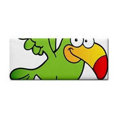 Parrot Cartoon Character Flying Cosmetic Storage Cases by Alisyart