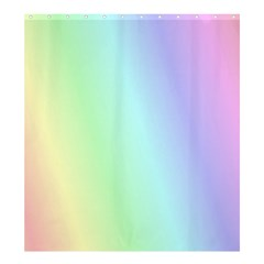 Multi Color Pastel Background Shower Curtain 66  X 72  (large)  by Simbadda