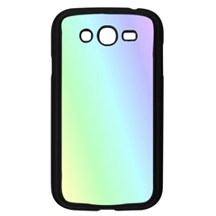 Multi Color Pastel Background Samsung Galaxy Grand Duos I9082 Case (black) by Simbadda