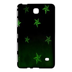 Nautical Star Green Space Light Samsung Galaxy Tab 4 (8 ) Hardshell Case  by Alisyart