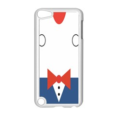 Peppermint Butler Wallpaper Face Apple Ipod Touch 5 Case (white)