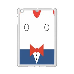 Peppermint Butler Wallpaper Face Ipad Mini 2 Enamel Coated Cases