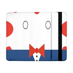 Peppermint Butler Wallpaper Face Samsung Galaxy Tab Pro 8 4  Flip Case by Alisyart