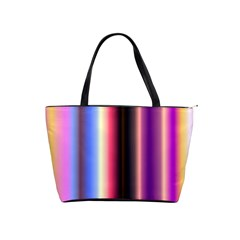 Multi Color Vertical Background Shoulder Handbags by Simbadda