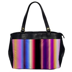 Multi Color Vertical Background Office Handbags by Simbadda