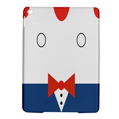 Peppermint Butler Wallpaper Face Ipad Air 2 Hardshell Cases by Alisyart