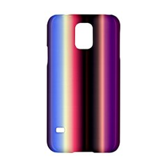 Multi Color Vertical Background Samsung Galaxy S5 Hardshell Case  by Simbadda