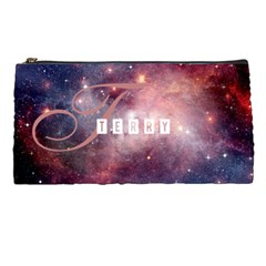 Galaxy Sky Star Pencil Case by pushu