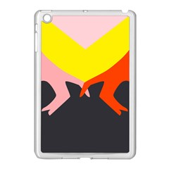 Ring Finger Romantic Love Apple Ipad Mini Case (white) by Alisyart